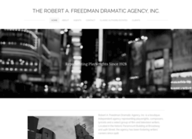 robertfreedmanagency.com