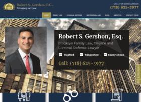 robertgershon.com