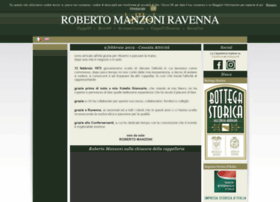 robertomanzoni.it