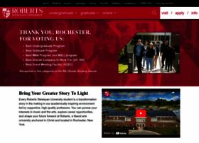 roberts.edu