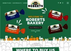 robertsbakery.co.uk