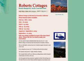 robertscottages.com
