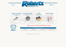 robertsgarages.com