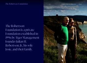 robertsonfoundation.org