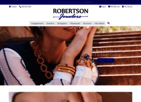 robertsonjewelers.com