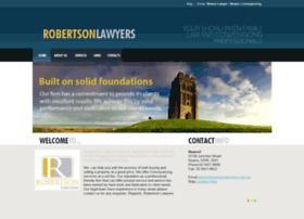robertsonlawyers.com.au
