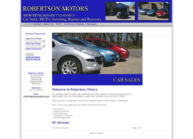 robertsonmotors.co.uk