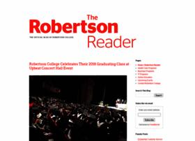 robertsonreader.com