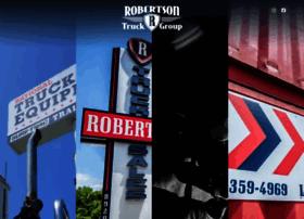 robertsontrucksales.com