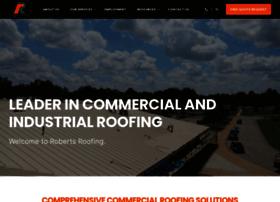 robertsroofing.com
