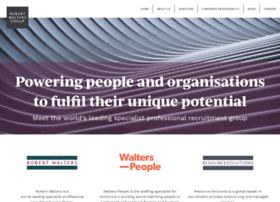 robertwalters.com