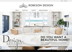 robesondesign.com