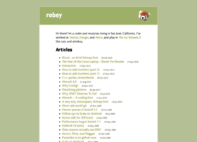 robey.lag.net