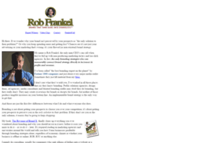 robfrankel.com