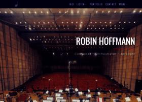 robin-hoffmann.com