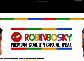 robinbosky.com