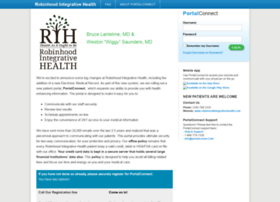 robinhoodintegrativehealth.portalconnect.net