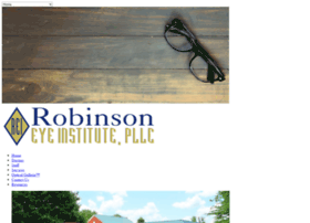 robinsoneye.com