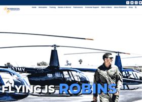 robinsonhelicopter.com