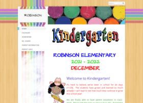 robinsonkindergarten.com