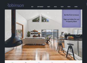 robinsonproperty.com.au