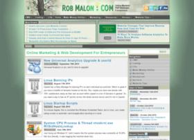robmalon.com