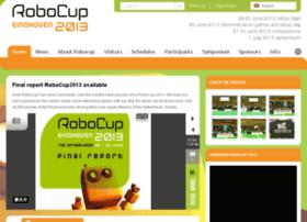 robocup2013.org