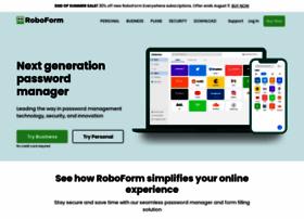 roboform.com