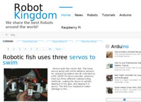 robot-kingdom.com