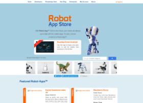 robotappstore.com