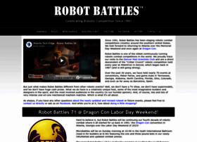 robotbattles.com