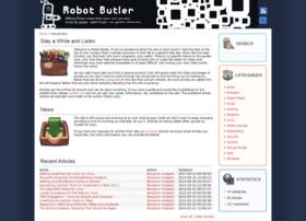 robotbutler.org