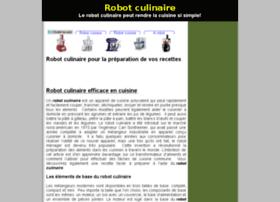 robotculinaire.net