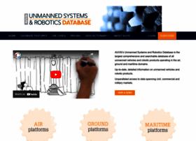 robotdirectory.auvsi.org