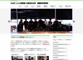 robotics.info.hiroshima-cu.ac.jp