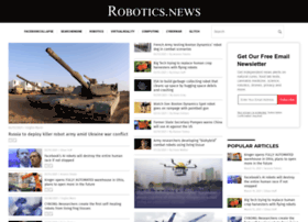 robotics.news