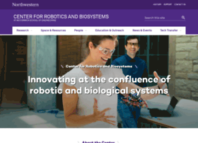 robotics.northwestern.edu