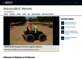 robotics.ucmerced.edu