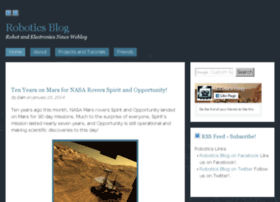 roboticsblog.org