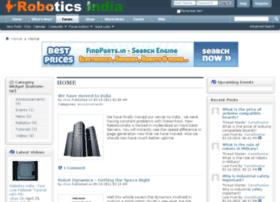 roboticsindia.com
