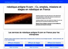 robotique.enligne-fr.com