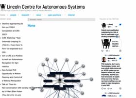 robots.lincoln.ac.uk