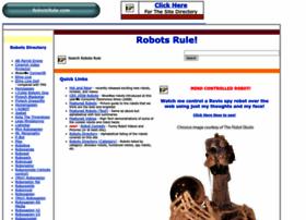 robotsrule.com
