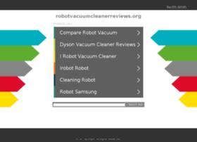 robotvacuumcleanerreviews.org