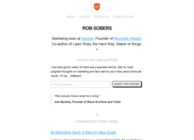 robsobers.com