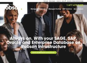 robsonhosting.com