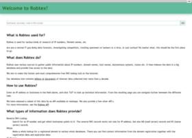 robtex.net