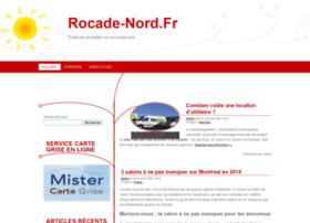rocade-nord.fr
