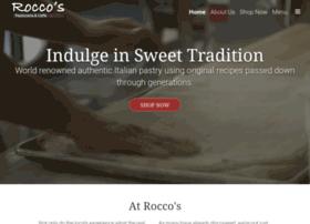 roccospastry.com