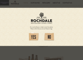 rochdalecider.co.nz